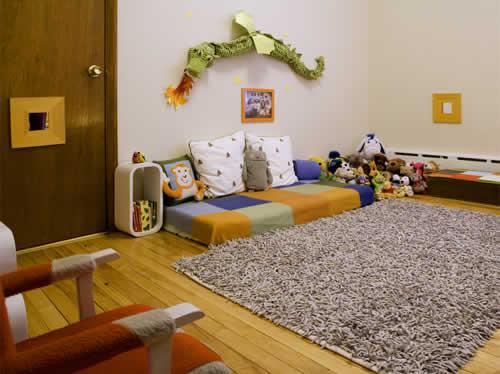 La Chambre De B B Montessori