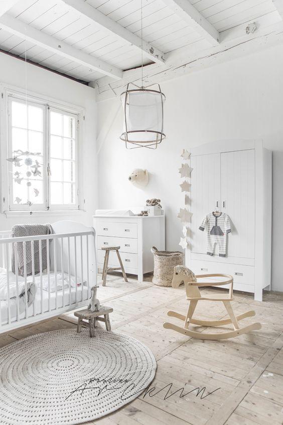 Idees Deco Chambre Bebe De Style Scandinave Netenviesdebebes Com